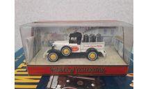 MATCHBOX YESTERYEAR Y-35 1930 FORD MODEL A PICK UP FRESH FARM MILK, масштабная модель, scale43