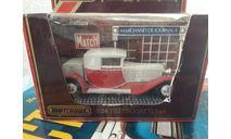 Matchbox y-24 1927 BUGATTI T44, масштабная модель, scale43