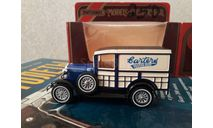 Matchbox Models of Yesteryear Y-21 1930 MODEL 'A' FORD VAN [BARTERS SEEDS], масштабная модель, scale43