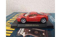 Ferrari Collection. №3. Ferrari 458 Italia, масштабная модель, Ferrari Collection (Ge Fabbri), scale43