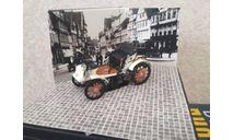 opel lutzmann 1899 vitesse millenium collection, масштабная модель, scale43