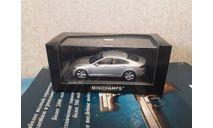 Jaguar XF, масштабная модель, Minichamps, scale43