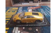 Lamborghini Murcielago, журнальная серия Суперкары (DeAgostini), scale43