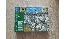 Австрийская пехота (7летняя война), миниатюры, фигуры, Revell, scale72