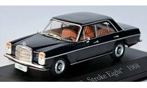 Mercedes-Benz 200 SEC Stroke Eight 1:43 DeAgostini, масштабная модель, scale43