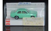 Opel Kadett 1:87, масштабная модель, 1/87