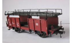 Модель железнодорожного вагона , производство FLEISCHMANN . Масштаб НО , Германия, железнодорожная модель
