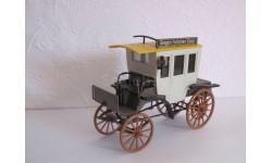 Mercedes Omnibus 1894 Erster Benz Bus 1:43 Cursor