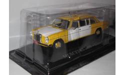 Mercedes 240D такси Бейрут 1970 г 1:43 IXO Altaya, масштабная модель, Mersedes, 1/43