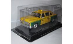 Checker Такси Сан Франциско 1980 г 1:43 ixo/altaya