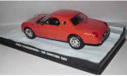 Ford Tunderbird 1:43 Джеймс Бонд 007, журнальная серия The James Bond Car Collection (Автомобили Джеймса Бонда), scale43