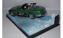 Jaguar XKR 1:43 007 ДЖЕЙМС БОНД, журнальная серия The James Bond Car Collection (Автомобили Джеймса Бонда), scale43