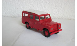 Lend Rover 109 1:43 Solido, масштабная модель, scale43