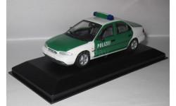 Ford Mondeo 1993г 1:43 Minichamps Полиция