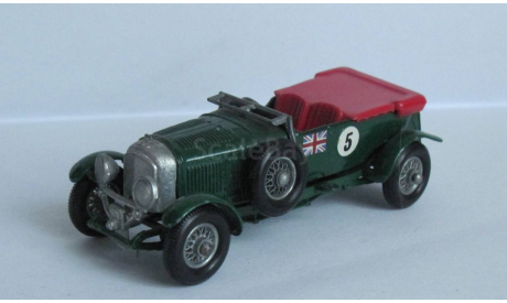Bentley 4,5 Liter 1928 1:43, масштабная модель, scale43