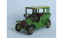 Opel Coupe 1909 1:43 BY Lesney, масштабная модель, scale43, Mersedes