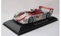 Audi R8 Le Mans №1 1:43 Minichamps
