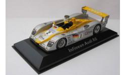 Audi R8 Le Mans №2 1:43 Minichamps