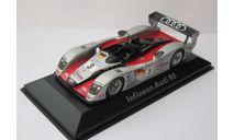 Audi R8 Le Mans №3 1:43 Minichamps, масштабная модель, scale43