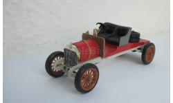 Italia 24/40 cv. Winner Targa Florio 1906 1:43 RIO