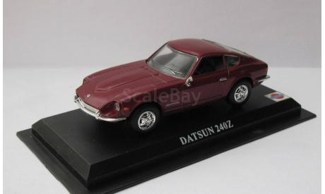 Datsun 240 Z 1:43 Del Prado, масштабная модель, 1/43
