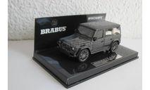 Mercedes Benz Gelenwagen G V12 Widestar Brabus 1:43 Minichamps, масштабная модель, scale43