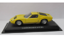Lamborghini Miura 1:43 Del Prado, масштабная модель, scale43