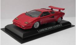 Lamborghini Countach 1:43 Del Prado, масштабная модель, 1/43