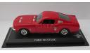 Ford Mustang 1:43 Del Prado, масштабная модель, scale43