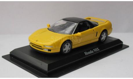 Honda NSX 1:43 Del Prado, масштабная модель, scale43