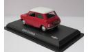 Mini Cooper 1:43 Del Prado, масштабная модель, scale43