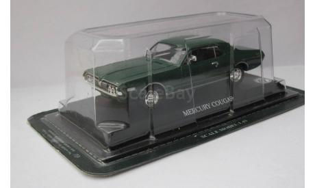 Mercury Cougar 1:43 Del Prado, масштабная модель, scale43