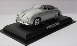 Porsche 356A 1:43 Del Prado, масштабная модель, scale43