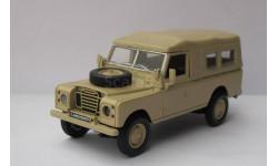 Lend Rover Defender 1:43 Del Prado