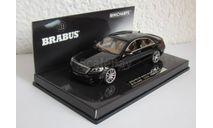 Mercedes-Benz 850 S63 S - Coupe  1:43 Minichamps Brabus, масштабная модель, scale43