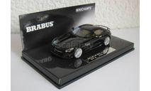 Mercedes Benz AMG GT S Brabus 600 1:43 Minichamps Brabus, масштабная модель, scale43