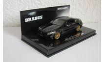 Mercedes Benz S-Klasse Brabus 850 S63 Limousine 1:43 Minichamps Brabus, масштабная модель, scale43