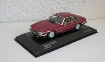 Jaguar XJ-S V12 Coupe 1980 1:43 Minichamps, масштабная модель, scale43