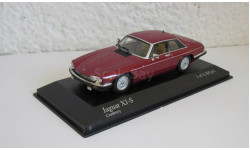 Jaguar XJ-S V12 Coupe 1980 1:43 Minichamps