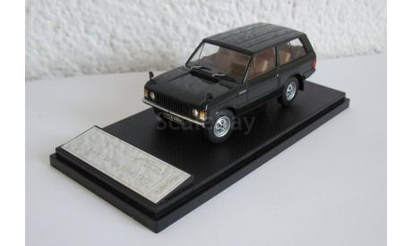 Range Rover Mk1 1970 1:43 Almost Real, масштабная модель, scale43