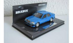 Brabus Mercedes 500E 6,5 W124 1:43 Minichamps