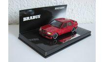 Brabus Mercedes 190E 3.6S W201 1989 1:43 Minichamps, масштабная модель, scale43