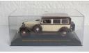 Mercedes Benz 460 Nürburg Pullman W08 1931 1:43 XO Museum, масштабная модель, scale43, Mercedes-Benz