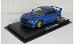Subaru Impreza 1:43 Del Prado