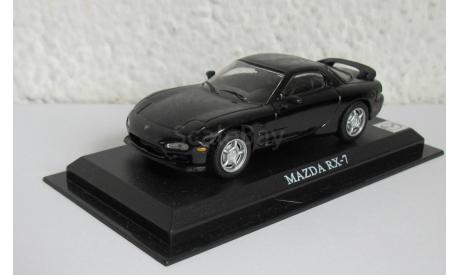 Mazda RX-7 1:43 Del Prado, масштабная модель, scale43