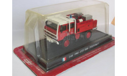 Iveco Euro Fire City 2000 1:72 DEL PRADO Пожарная машина