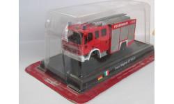 Iveco Magirus LF 16-12 1:72 DEL PRADO Пожарная машина, масштабная модель, 1/72