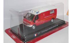 Peugeot Boxer Picot 1:57 DEL PRADO Пожарная машина, масштабная модель, 1:64, 1/64