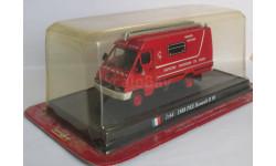 Renault B 90 1988 1:64 DEL PRADO Пожарная машина, масштабная модель, 1/64