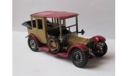 Rolls Royce 1912 1:43 Matchbox Lesney ретро автомобиль